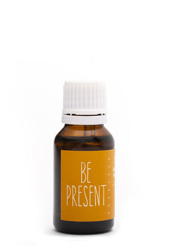Be Present // Pure Essential Oil Blend