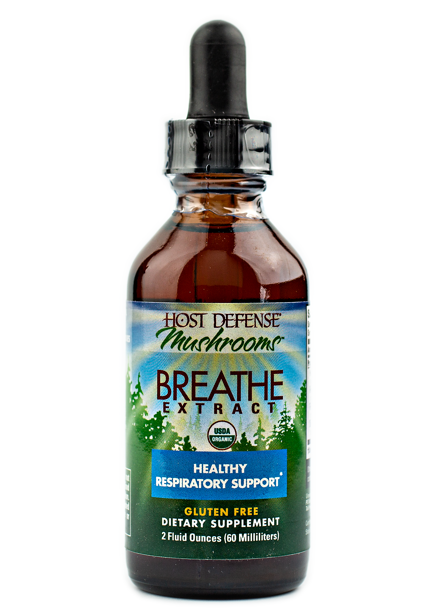 Breathe Extract - Host defense
