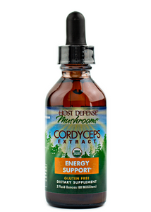 Cordyceps Extract - Host defense