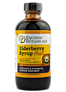 Elderberry Syrup Plus!