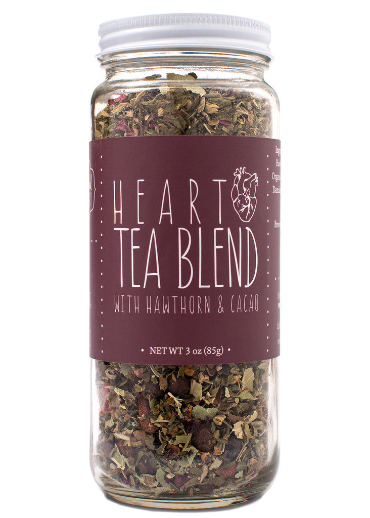 tea blend for a healthy heart