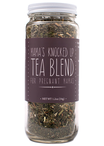 pregnancy tea blend for pregnant mamas
