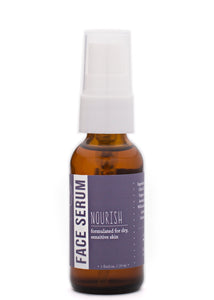 Face Serum for dry, sensitive skin