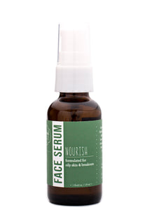 Face serum to reduce acne, redness and inflammation
