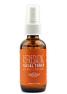 Refreshing Facial Toner {with Neroli & Frankincense} - NEW FORMULA!