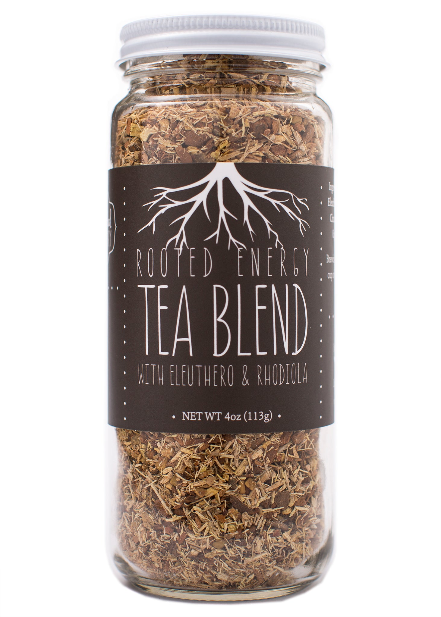 Rooted Energy Tea Blend