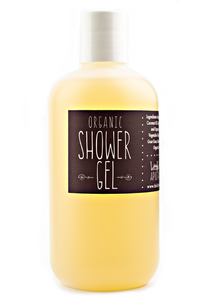 Shower Gel, 8oz bottle