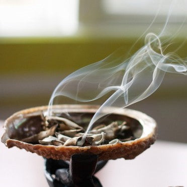 smudging, sprays and salts workshop