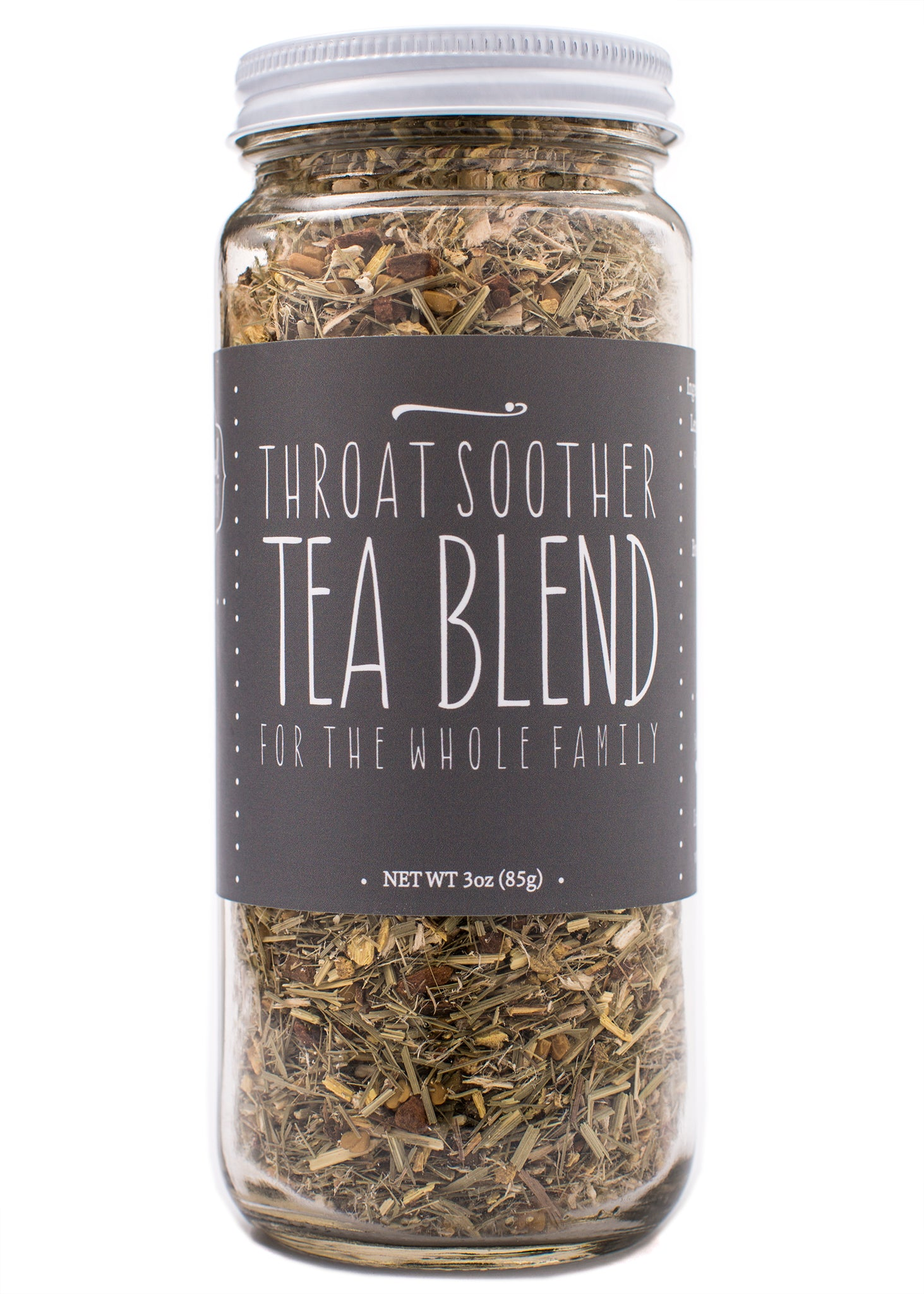 Throat Soother Tea Blend