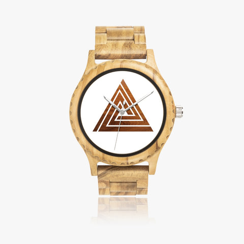 error icon Wooden Watch