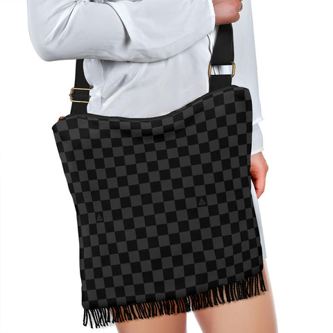 error dark crossbody handbag
