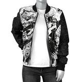 error womens without boundaries bomber