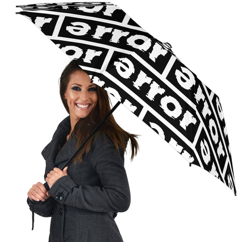 Brand error Logo V.1 Umbrella