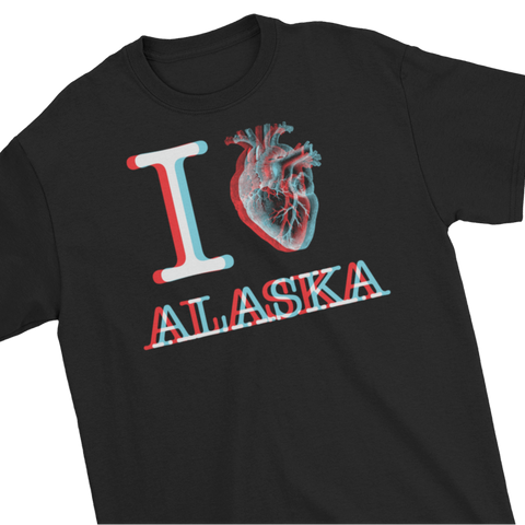 Dark Men's iHeart T