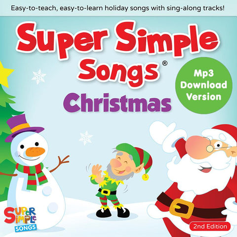 Super Simple Songs - Christmas - Audio Download