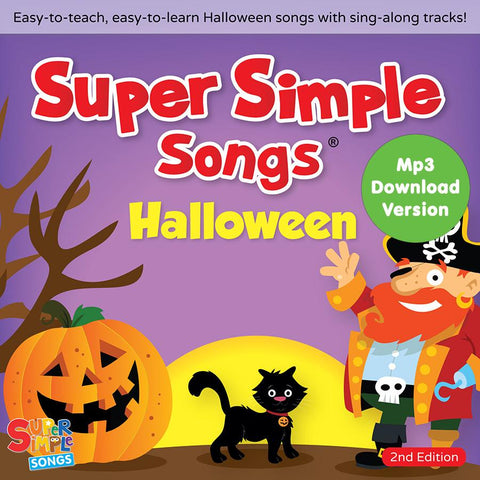 Super Simple Songs - Halloween - Audio Download