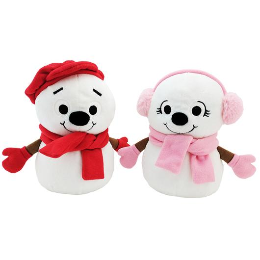 Little Snowflake Official Plush - North & Yuki - 2pc set - Super Simple