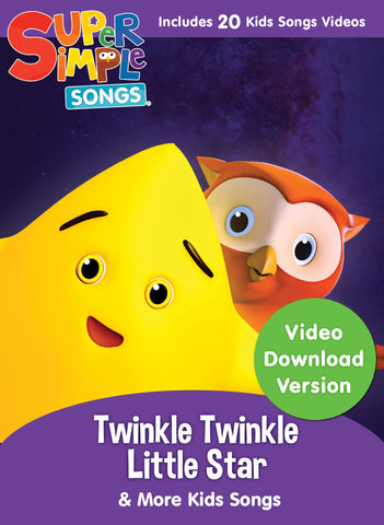 Twinkle Twinkle Little Star & More Kids Songs - Video Download