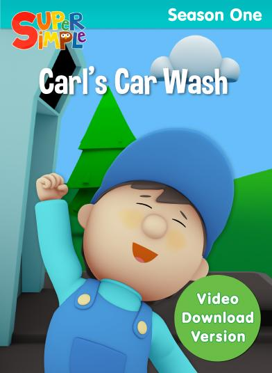 Carl's Car Wash - Season 1 - Video Download - Super Simple