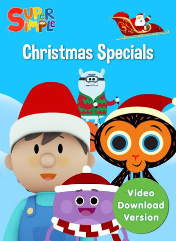 Super Simple Christmas Specials - Video Download - Super Simple