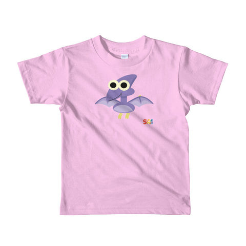 Pterodactyl Kids T-shirt - Super Simple