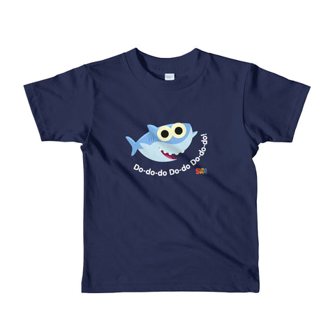 Baby Shark Kids T-Shirt - Super Simple