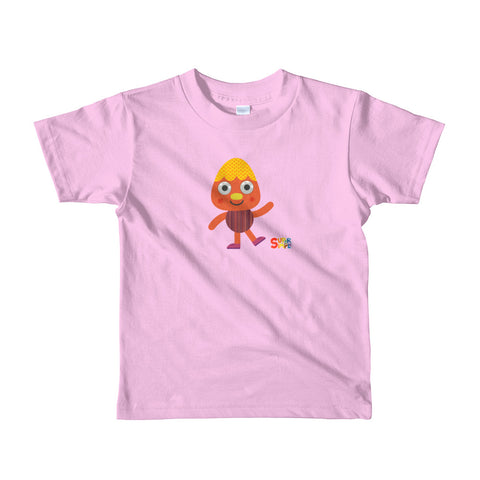 Noodle & Pals - Kernel Kids T-shirt - Super Simple