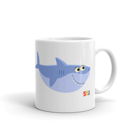 Mama Shark Mug - Super Simple