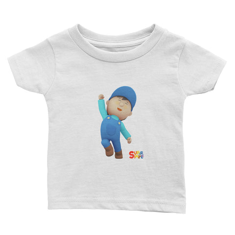 Carl's Carwash Infant Tee - Super Simple