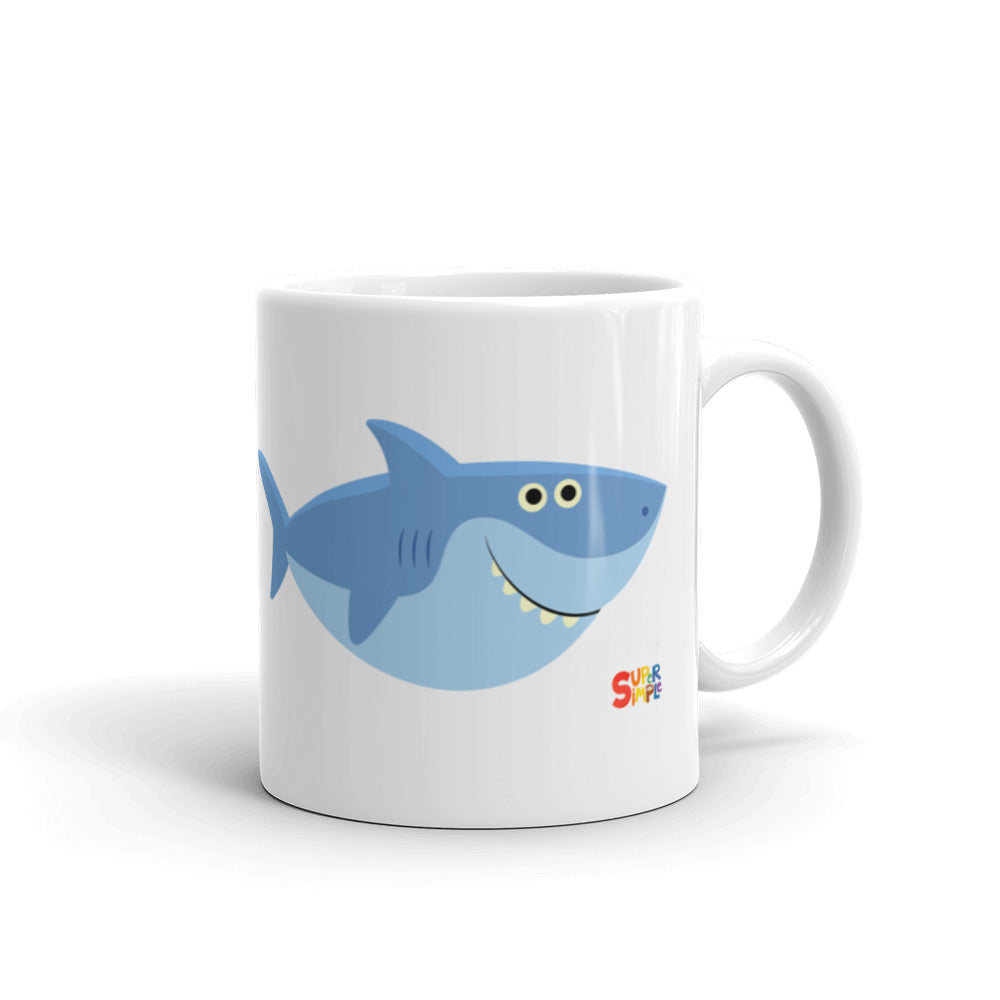 Papa Shark Mug - Super Simple