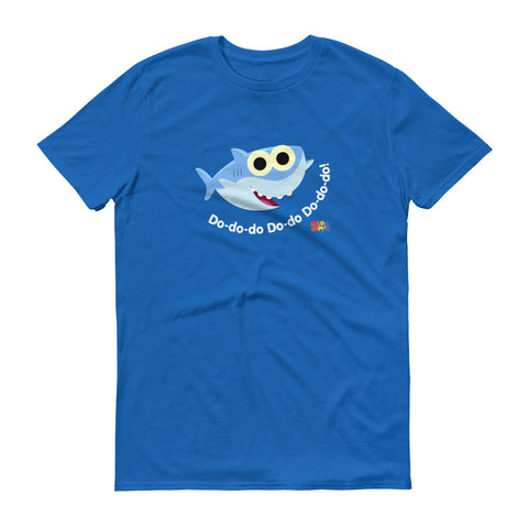 Baby Shark Adult Unisex T-Shirt - Super Simple
