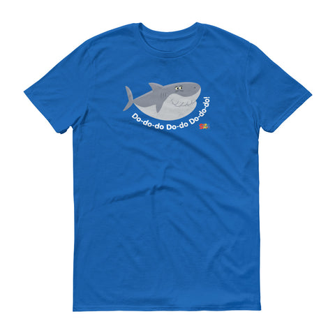 Grandpa Shark Men's T-Shirt - Super Simple