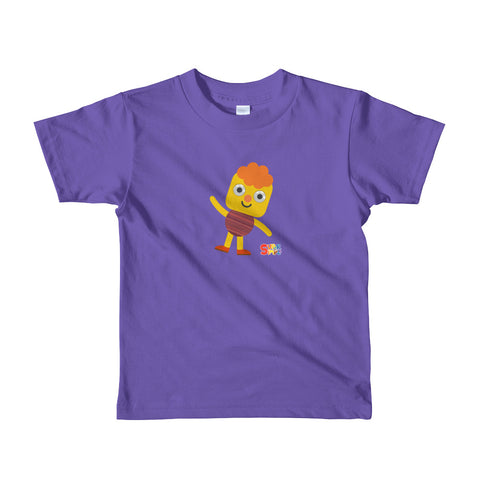 Noodle & Pals - Cheesy Kids T-shirt - Super Simple
