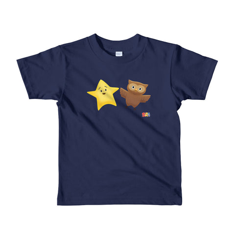 Twinkle Twinkle - Lulu & Juno Kids T-shirt - Super Simple