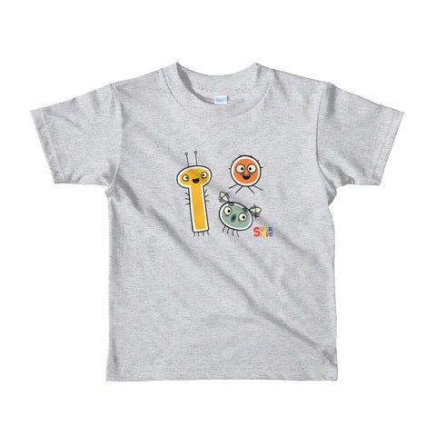 Pratfall kids t-shirt - Super Simple