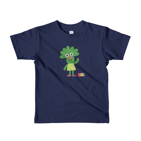 Noodle & Pals - Broccoli Kids T-shirt - Super Simple