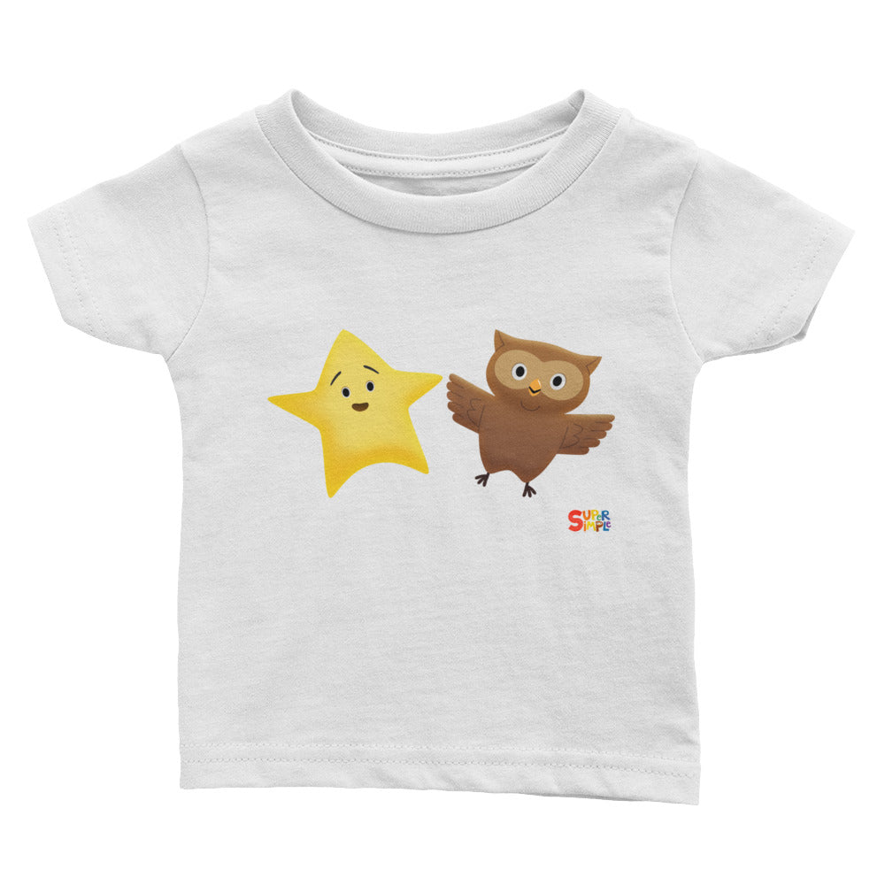 Twinkle Twinkle - Lulu & Juno Infant Tee - Super Simple