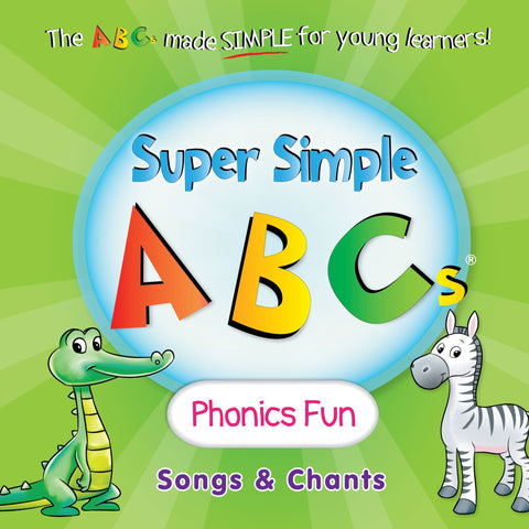 Super Simple ABCs - Phonics Fun - Super Simple Songs