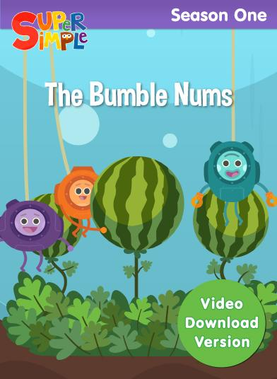 The Bumble Nums - Season 1 - Video Download