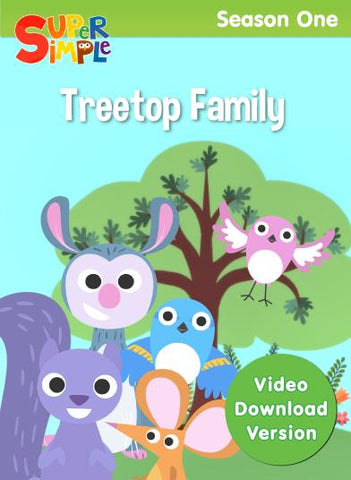 Treetop Family - Season 1 - Video Download - Super Simple