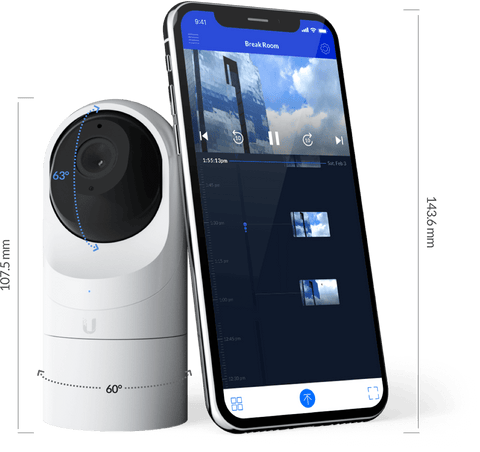 UniFi Video G3 Flex Camera