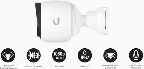 UniFi Video Camera G3 Pro