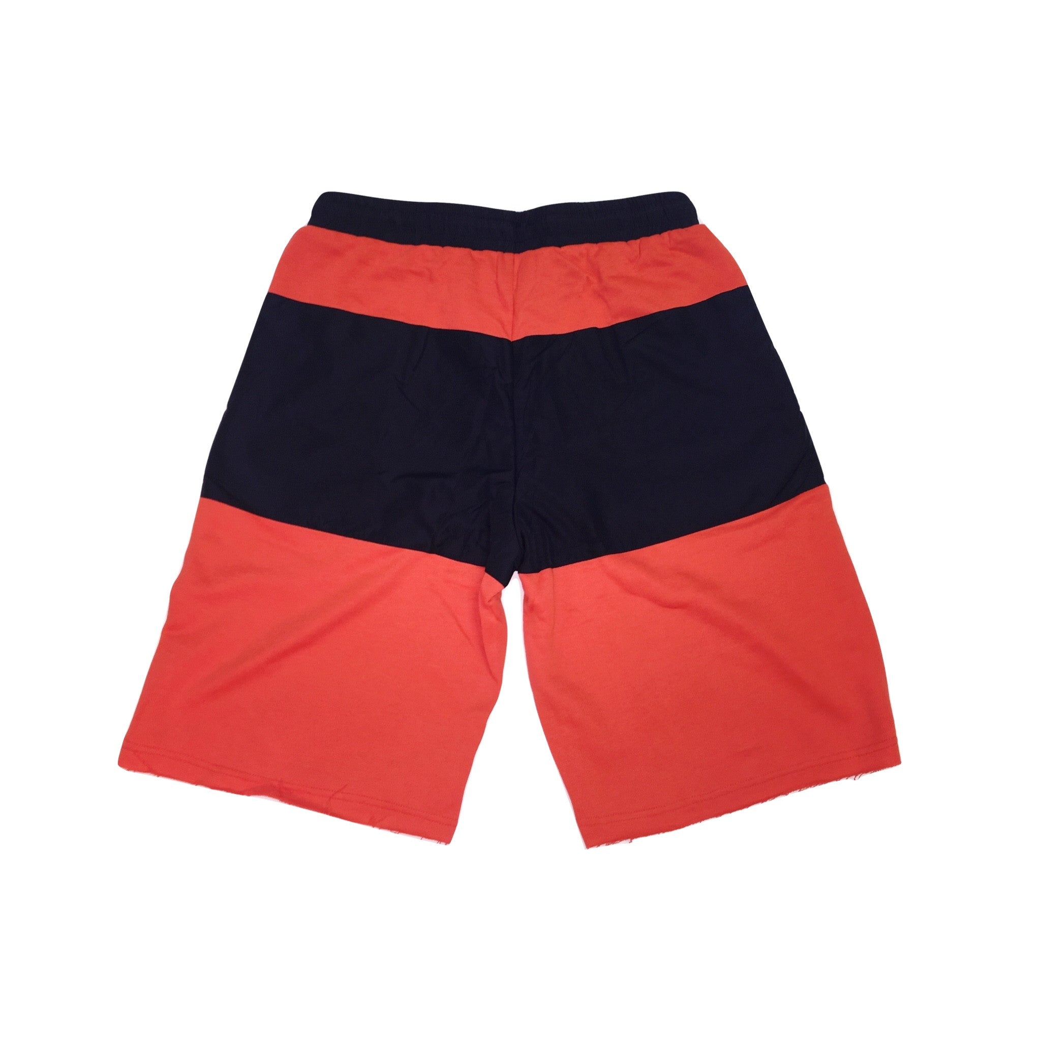 TORCHED BREAKER SHORTS - RED - KONTROLLED SUBSTANCE