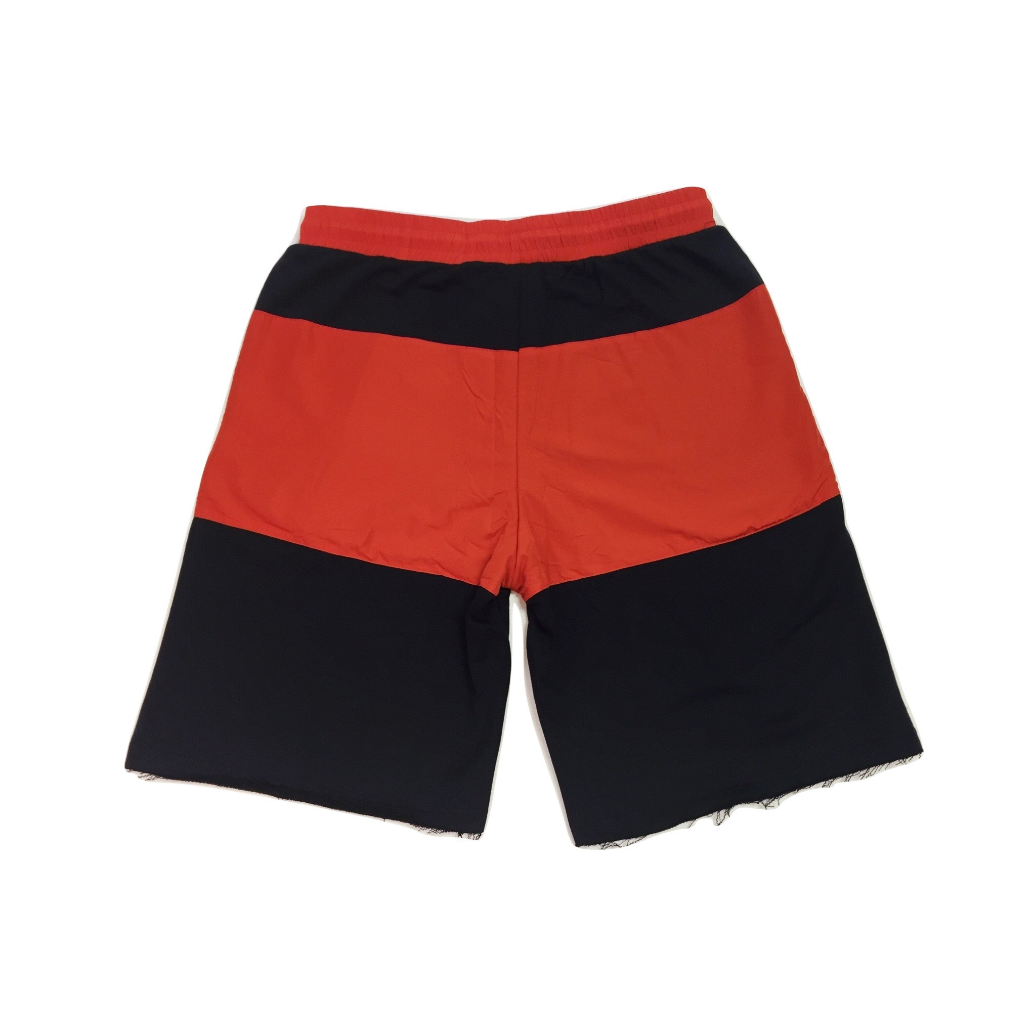 TORCHED BREAKER SHORTS - NAVY - KONTROLLED SUBSTANCE