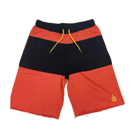 Torched Breaker Shorts (Red) - KONTROLLED SUBSTANCE