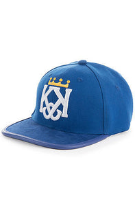 NEVER BE ROYAL STRAPBACK - KONTROLLED SUBSTANCE