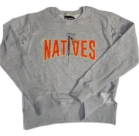 Natives Ivy Crewneck Sweatshirt - KONTROLLED SUBSTANCE