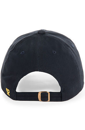 "TORCHED ""DAD"" HAT - NAVY - KONTROLLED SUBSTANCE"