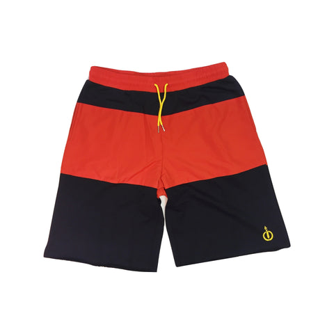 Torched Breaker Shorts (Navy) - KONTROLLED SUBSTANCE