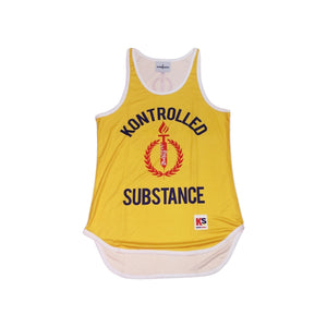 TORCHED FIEND TEAM 92 JERSEY - KONTROLLED SUBSTANCE